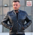 Leather Jacket - ZED
